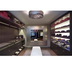 LA Closet Design | Collections | Walk-In Closets