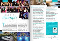 Trophy triumph: The World Spa & Wellness finalists