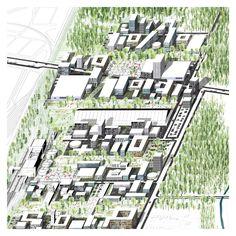 JPAM Architecture & Urban Design, AMADO MARTÍN PADILLA, Samuel Llovet, Luis Bellera, Daniel Burston · The Spine - Auguste Victoria Mine 3/7 | E13 Special Mention · Divisare