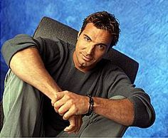 Thorsten Kaye (Zack - All My Children)  Ohhhh how I miss seeing you every day!