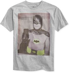 Design R+D Batman Selfie T-Shirt on shopstyle.co.uk