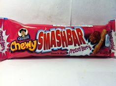 Quaker Chewy Smashbar Pretzel Berry Bar