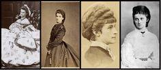 Sisi sisters : Helène - Marie - Mathilde - Sophie Austria, Impératrice Sissi, Joseph, Empress Sissi, Franz Josef I, Kaiser Franz, Royal Monarchy, Austro Hungarian, Elisabeth