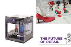 3D-Printing Kiosk Allows Customers To Personalize Physical Objects [Future Of Retail]