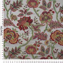 Heavyweight Upholstery Fabric - Iris Oasis Upholstery Fabric