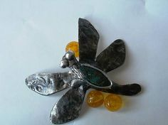 FijA / Tyrkysová vážka - tiffany