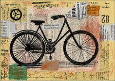 Lona de arte impresión autografiada vintage regalo por rcolo