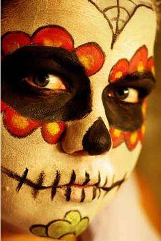 <3 regalosoutletonline.com <3 - Maquillaje de Halloween