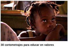 AYUDA PARA MAESTROS: 30 cortometrajes para educar en valores