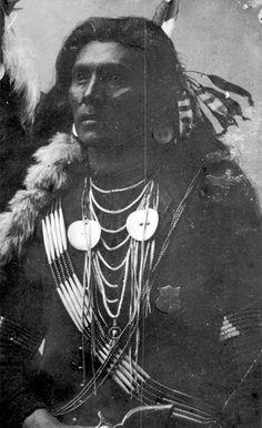 Nez Perce man - no date