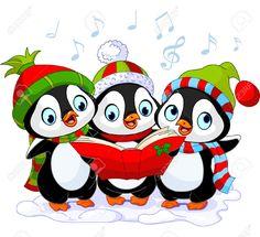 24058619-Three-cute-Christmas-carolers-penguins-Stock-Vector-christmas-penguin-cartoon.jpg (1300×1186)