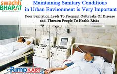 Most of the population now lives in #urban areas. So, #sanitation department have a major concern for #urban sanitation. The purpose of #urban_sanitation is to reduce risks to human #health by managing factors in the urban #environment. To accomplish this keep follow us......http://goo.gl/tfbS7p