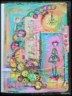 Art from the Heart Tutors, Number 4, Karen Hayselden