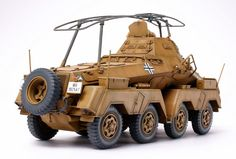 Sd.Kfz.232 Africa-Corps