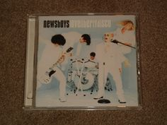 NEWSBOYS Love Liberty Disco (CD, Music, Christian, Band, Instrument, Vocals)   #Christian