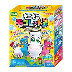 Heart Japan Moko-Moko-Mokolet Toilet candy kit http://ebay.to/1Nw28vu