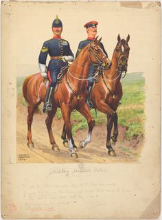 Military Mounted Police