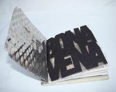 Libro objeto by Camila Ormaechea, via Behance