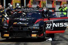 GT Series: Zolder: Carrera Nissan