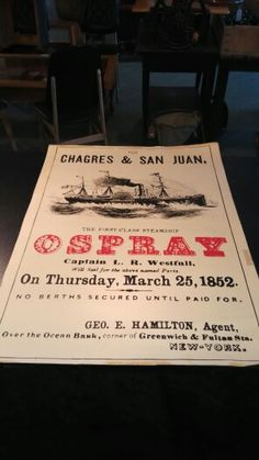 A poster we found when we were out picking in norway #picking #maritime #sea #steamboat #steamer #antique #mantique #usa #norway