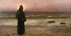 Jakub Schikaneder - Contemplation - 1893