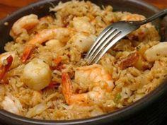 In the Kitchen with Ken - Seafood jambalaya