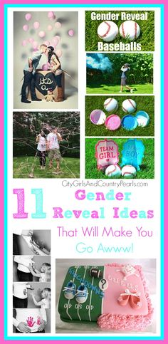 11 Gender Reveal Ideas That Will Make You Go Awww! - City Girls and Country Pearls Country Gender Reveal, Fall Gender Reveal, Baby Gender Reveal Party, Gender Party, Pregnancy Information, Party Themes, Party Ideas, Themed Parties, Fun Ideas
