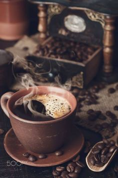 Coffeegram for today:  Make it Great.  coffeeFIEND, Coffee Inspiration , Foam and Froth, Foamandfroth.com