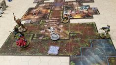 "#ImperialAssault ""In Coming""  After first round only one lowly #stormtrooper left."