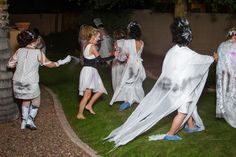 """After a tagger wrote """"Happy Halloween"""", the """"Brides"""" get their revenge on each other."""