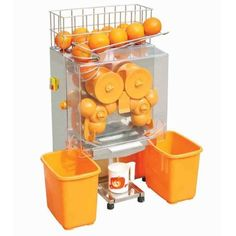 OrangeA Orange Juicer Orange Squeezer Machine Citrus Juicer Electric Fruit Juicer Machine Drink Shop Commercial Auto Feed Stainless Steel ** Visit the image link more details. Note:It is affiliate link to Amazon.