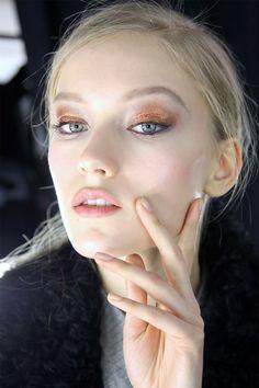 Fashion Week Hair & Makeup Ideas - Runway Beauty Trends