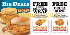 Popeyes Chicken Coupons Ends of Coupon Promo Codes JUNE 2020 ! Is chain the Miami, founded Popeyes headquarters was it In the is their. Kfc Coupons, Love Coupons, Shopping Coupons, Grocery Coupons, Online Coupons, Free Printable Coupons, Free Printables, Golden Corral Coupons, Worlds Best Chicken