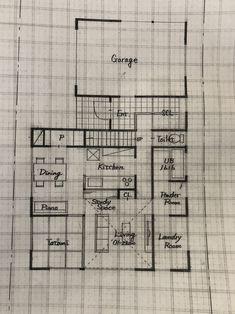 Japanese Interior, Floor Plans, Interiors, Japanese Interior Design, Decoration Home, Decor, Floor Plan Drawing, House Floor Plans, Deco
