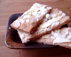Jan Hagel cookies - so easy to make and sooooo good!