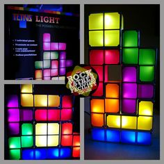 Holiday Gift Guide: The TETRIS LIGHT by Paladone
