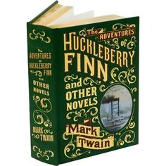 Livro - The Adventures Of Huckleberry Finn And Other Novels