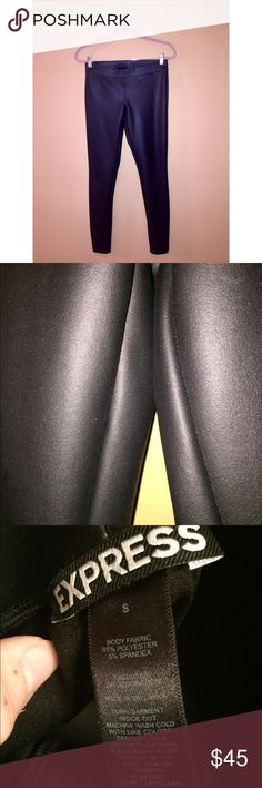 Sexy Spandex Pants Soft, stretchy, & warm! Perfect for a night out or working at the office! 😋 Express Pants Leggings