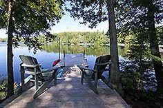 Serenity Bay cottage, ON