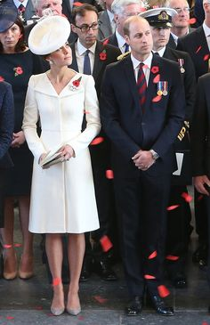 July 2017 - 25 Times Kate Middleton and Prince William Were the Ultimate Style Couple - Photos