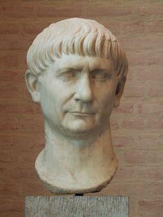 (c. 98-117 CE) Emperor Trajan