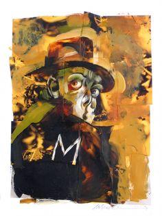 dave mckean - Comic Art Member Gallery Results - Page 6 Comic Books Art, Comic Art, Dave Mckean, Fritz Lang, Horror Icons, Cartoon Art, Light In The Dark, Illustrators, Art Photography