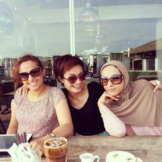 me, Iyo and Lia