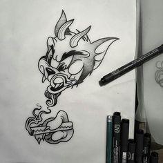 Cool Skull Drawings, Cool Tattoo Drawings, Graffiti Drawing, Tattoo Sketches, Cool Tattoos, Full Arm Tattoos, Mini Tattoos, Lion Tattoo Sleeves, Sleeve Tattoos