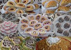 gâteaux algériens modernes de naissance, recettes de gâteaux algériens modernes de mariage ou naissance aux amandes, chocolat et glaçage