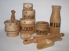 Items similar to Natural wooden kitchen play set smaller version. on Etsy Woodworking Projects Plans, Teds Woodworking, Play Kitchen Accessories, Childrens Kitchens, Wooden Play Kitchen, Up House, Waldorf Toys, Kids Wood, Dramatic Play
