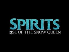 This is amazingly well done! Spirits: Rise of the Snow Queen (Jack Frost X Elsa) by Mauricio Vasquez on Youtube