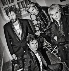 Charitybuzz | Meet Duran Duran with 2 VIP Tickets to The Music of David Lynch on April 1 Plus a Night at the Ace Hotel in LA