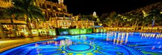 The Palace of the Lost City at Sun City Resort - Hotel in South Africa Sun City Resort, North West Province, Provinces Of South Africa, Game Reserve, Lost City, Canario, Travel Videos, Exotic Plants, Africa Travel