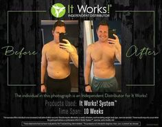 System results & testimonials keep rolling in! Check out what Chris… Before And After Weightloss, Weight Loss Before, It Works Wraps, It Works Distributor, It Works Products, 90 Day Challenge, Ashley Wood, Bad Food